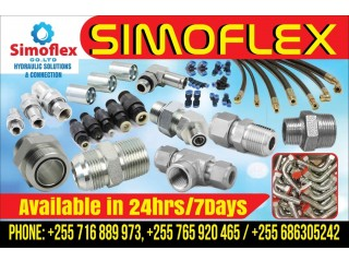 HYDRAULIC FITTINGS & HOSE PIPE